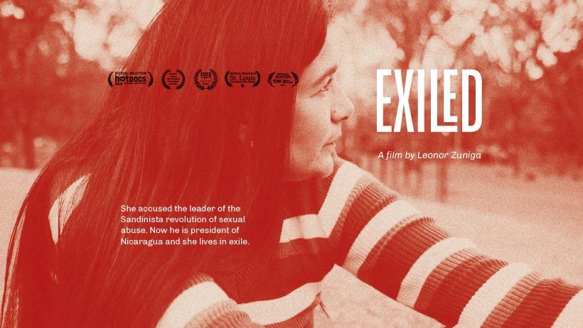 """Nov. 26: Film Festival for Nicaragua: """"Exiliada"""""""