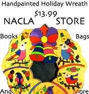 NACLA STORE SALE
