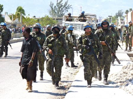 Manufacturing Consent for UN Troops in Haiti-Keane Bhatt-Manufacturing Contempt