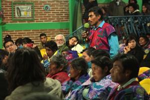 Seminar in San Cristobal Desinformemos