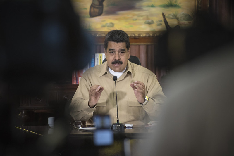 """Narco-terrorism Charges Against Maduro and the """"Cartel of the Suns"""""""