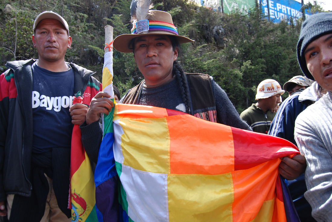 The Highs and Lows of Bolivia's Rebel City