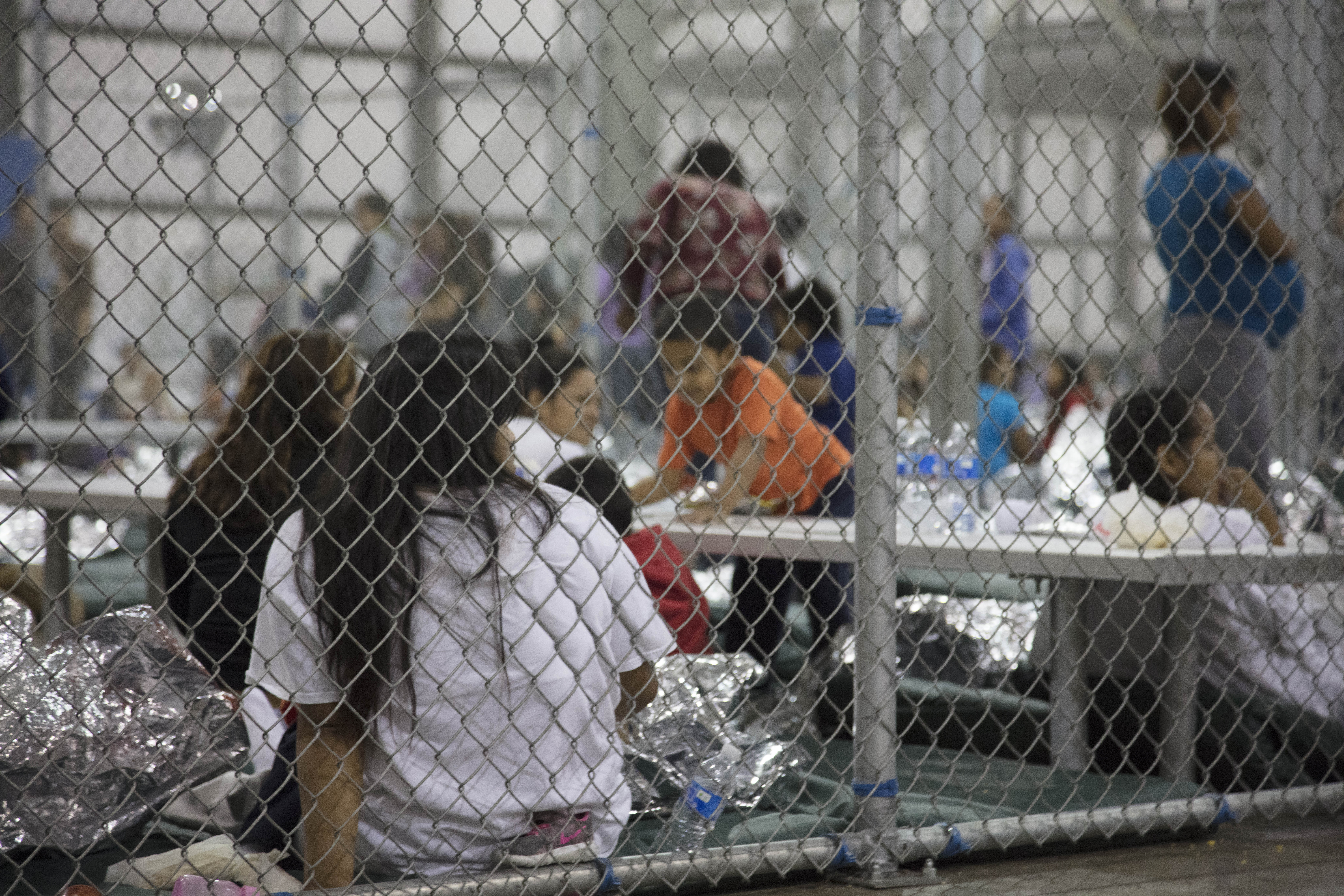 They Are Concentration Camps—and They Are Also Prisons