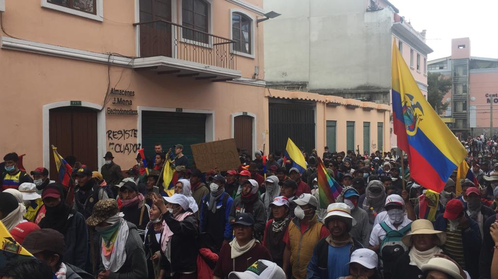 Ecuador Indigenous Protests Braved 'War Zone' to Win People's Victory, But Anti-IMF Fight Not Over