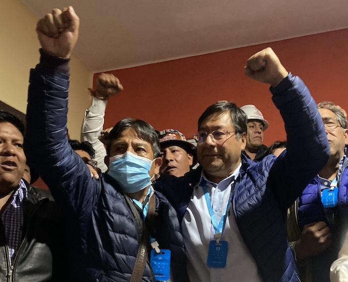 Understanding MAS's Winning Strategy in Bolivia