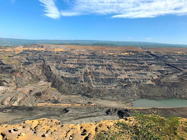 The Patilla pit at Cerrejón (Hilda Lloréns)
