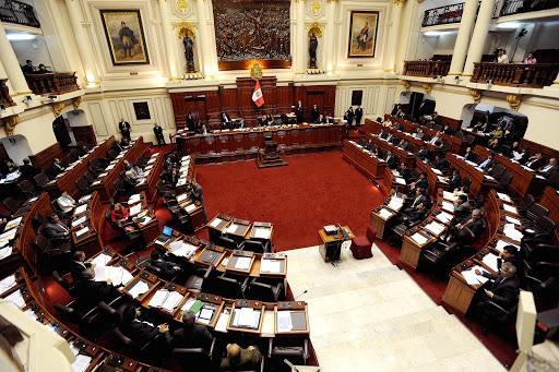 A congressional meeting in the Fujimorista-led congress in 2011 (Congreso de la República de Perú/Flickr)