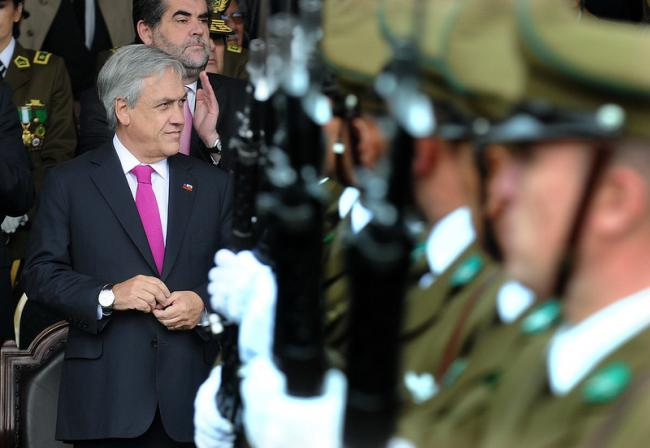 Chilean president Sebastián Piñera (Flickr)
