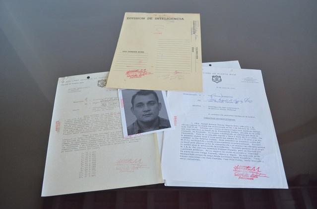 Puerto Rican intelligence agents collected more than 4,000 carpetas containing information on supporters and sympathizers of Puerto Rican independence between the 1950s and 1980s. (Archivo General de Puerto Rico (AGPR)