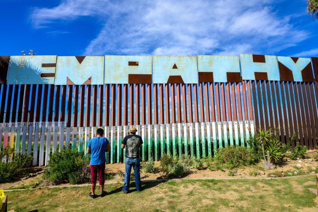 U.S.-Mexico Border (Steve Pavey)