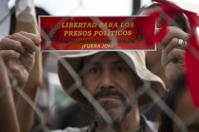 Protests in Honduras (Photo by Valda Nogueira/Flickr)