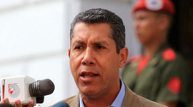 Henrí Falcón, the leading opposition candidate in the Venezuela's presidential elections. (flickr/ACN)