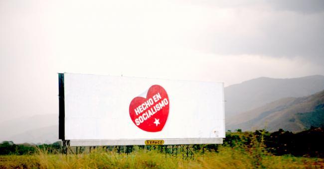 """Made by Socialism\"" (Sonnya Paz/ Flickr)"