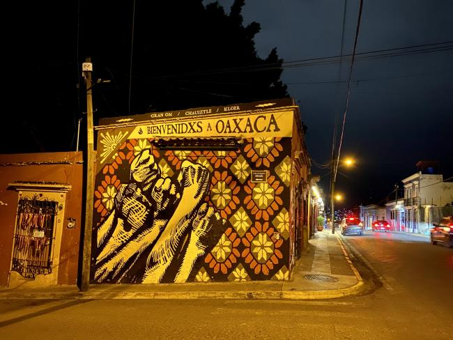 Oaxaca (Photo by Ana Lydia Monaco)