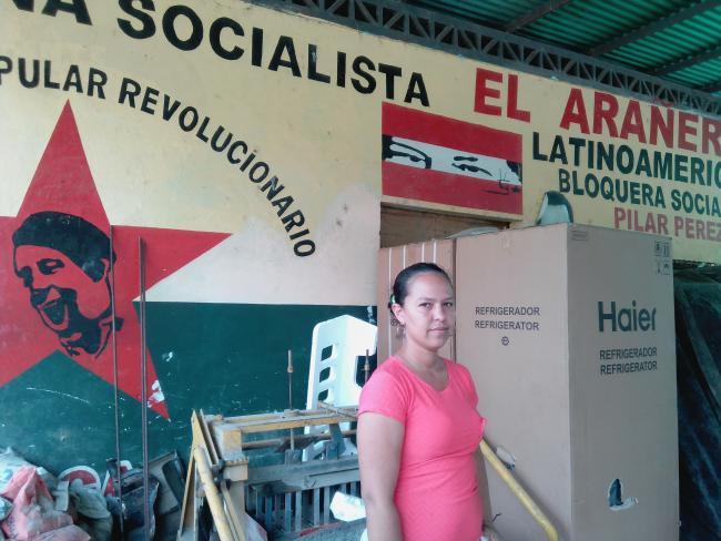 Comuna El Arañero (Foto por Carlos G. Torrealba M.)
