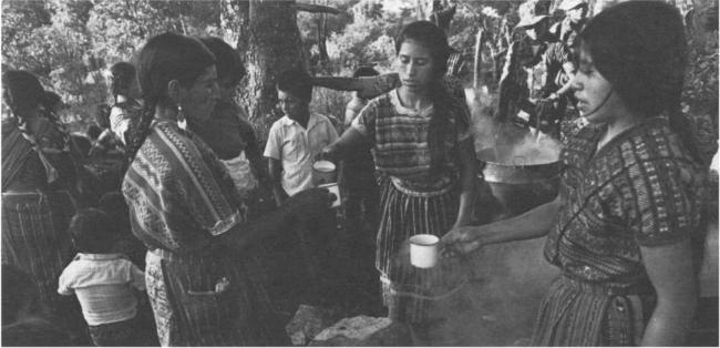 Refugees at Choatalum (Frank Manuelo)