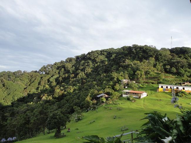 Cerro El Pital in Chalatenango, El Salvador, a region where peasant mobilizations lay the foundation for the FMLN (Photo: Wikimedia).