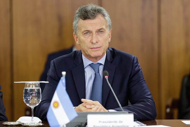 Official visit of Argentine president to Brazil, Mauricio Macri (Marcos Corrêa/PR)