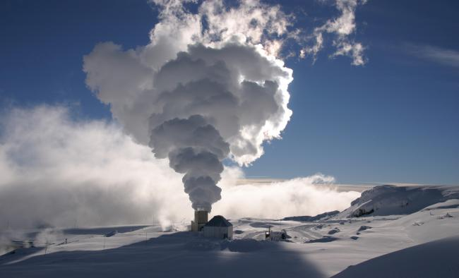 Tolhuaca geothermal prospect, in Southern Chile (Geothermal Resources Council / Creative Commons)