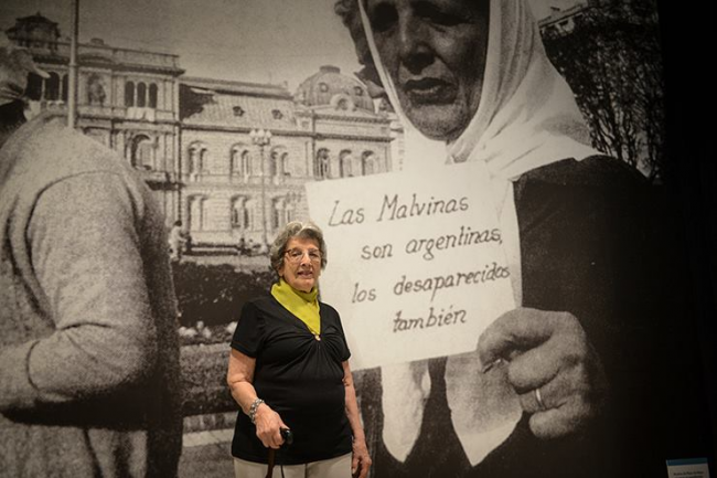Delia Giovanola (Photo courtesy of Lucía Cholakian Herrera)