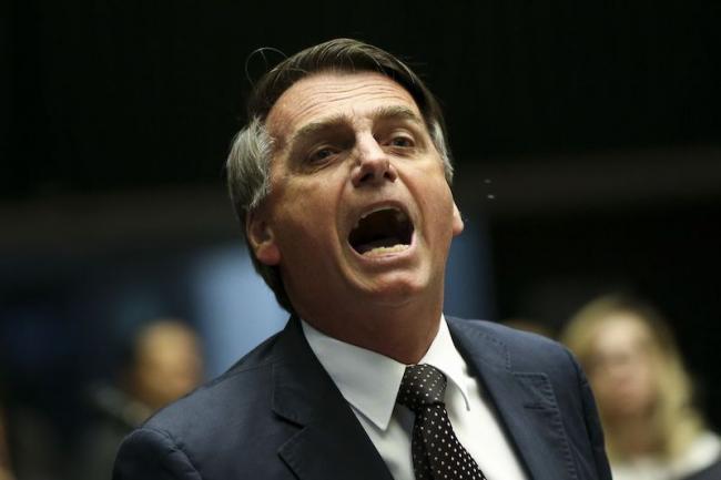 President Bolsonaro (Marcelo Camargo/Agência Brasil/Wikimedia)