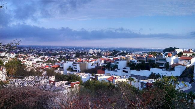 Panoramic view of Culiacan (Photo by FAL56/Wikimedia)