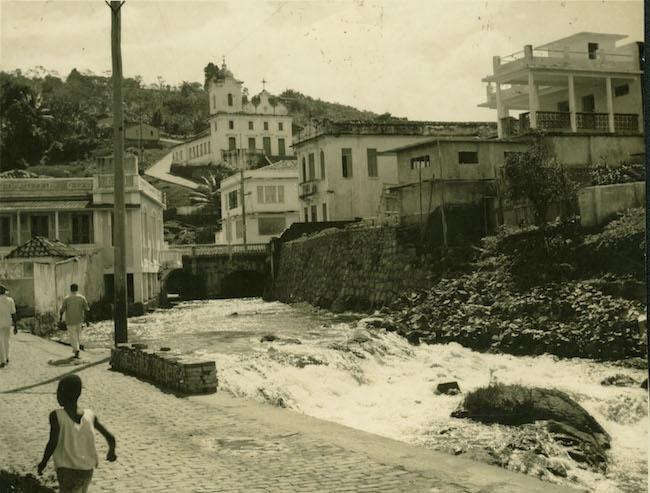 Ituberá in the 1950s (Photo by Igbe Brazil)