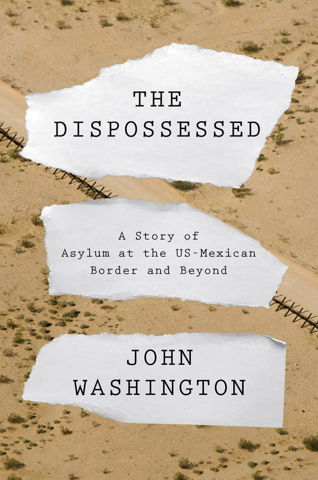 Cover of the Dispossessed (Courtesy of Verso)