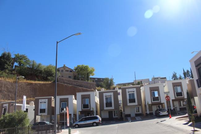 The newly-completed Lisboa development. (Noah Silber Coats)