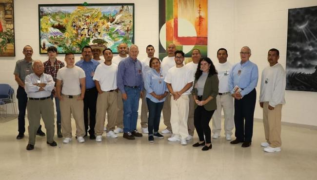 Members of the Latino Development Organization in Monroe, Washington. (Courtesy of LDO)