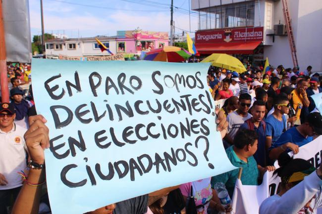 Photo by Maria Adelaida García – Equipos Cristianos de Acción por la Paz @ecapcol