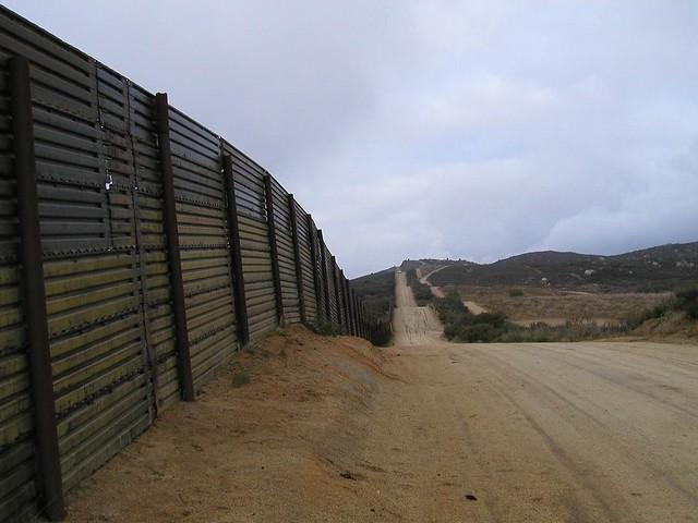 U.S.-Mexico border (Edmond Meinfelder/Flickr)