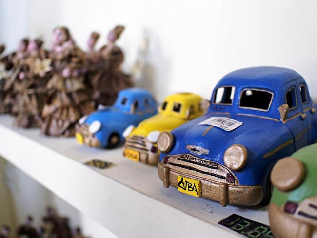 A Havana gift shop (Dainis Matison/Flickr)