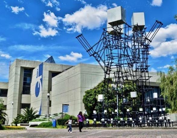 UAM Xochimilco campus (Photo by Claudio Briones)