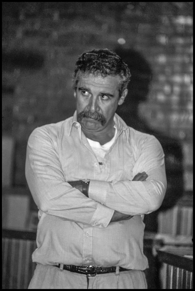 Raúl Álvarez Garín (David Bacon)