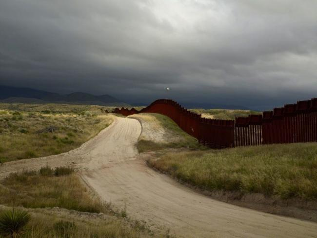 From Border Cantos - photography by Richard Misrach