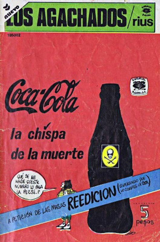 """Coca Cola: Spark of Death"" (Courtesy of Felipe Galindo)"