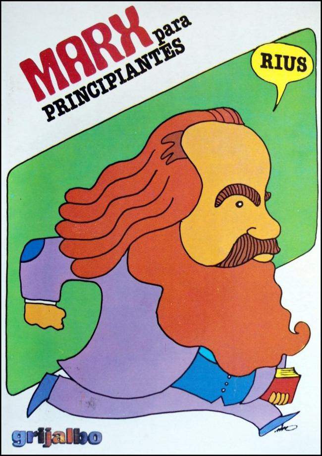 """Marx for Beginners"" (Courtesy of Felipe Galindo)"
