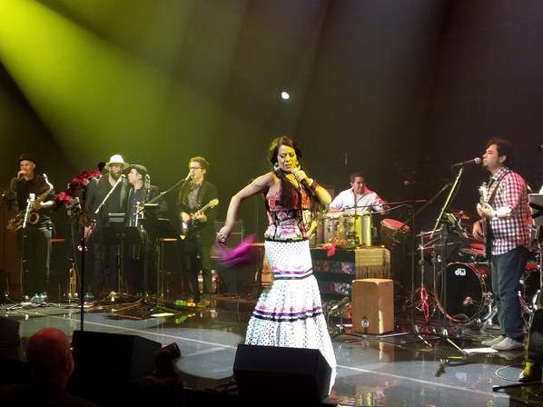 Lila Downs, October 11 (David Galarza Santa)