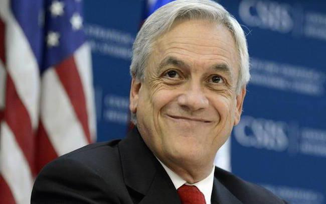 Businessman Sebastian Piñera will succeed Michelle Bachelet as president of Chile in 2018. (Wikimedia Commons)