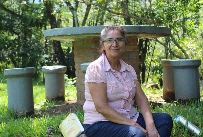 Rosa Rivera Rivera (Comité de Memoria Histórica de Sobrevivientes de Arcatao, Chalatenango)