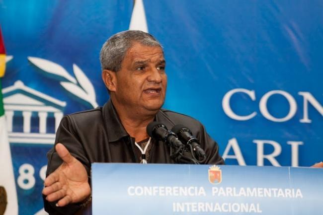 Brooklyn Rivera in 2010 (Flickr/Inter-Parliamentary Union)