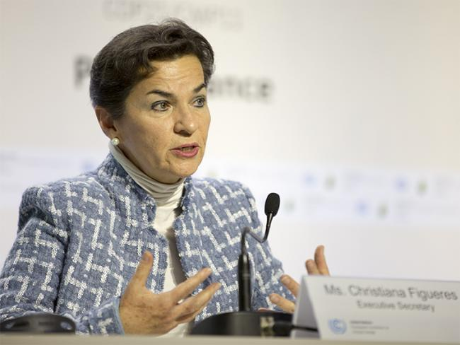 Christiana Figueres, head of the United Nations Framework Convention on Climate Change (UNFCCC) (Flickr)