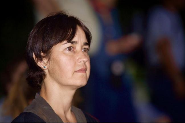 Hna. Dianna Ortiz, una monja ursulina que fundó la Coalición de Apoyo a la Abolición de la Tortura y a los Sobrevivientes (Foto cortesía de TASSC)