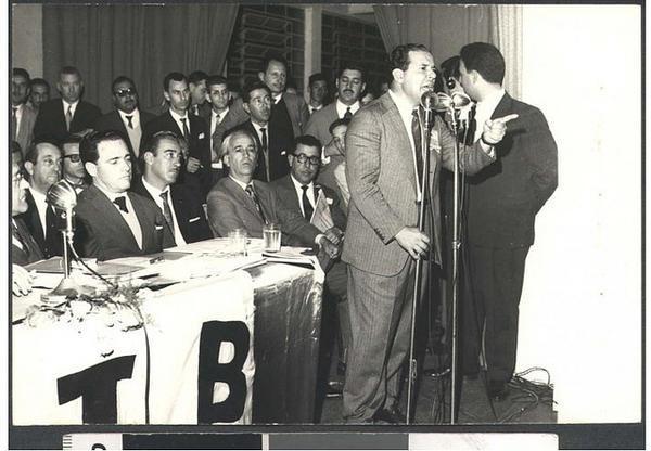 Ex-President João Goulart (Archivo Nacional/flickr)