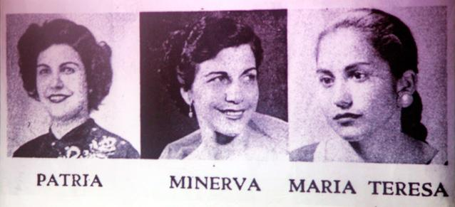 The Mirabel sisters, who were assassinated under the Trujillo regime due to their resistance movements on November 25, 1960. (Alvaro Diaz and Adony Flores/Wikimedia Commons)