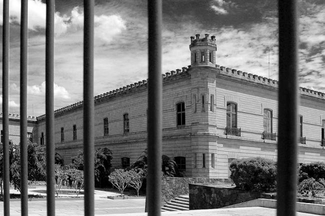 The Lecumberri Palace in Mexico City was a prison from 1900 to 1976, where several well-known dissidents and intellectuals were imprisoned (Raymundo Perera)