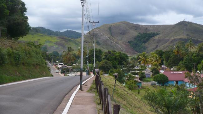 Manakru, a Pemon community located outside of Santa Elena in the Gran Sabana (photo by Luis Angosto-Ferrández).