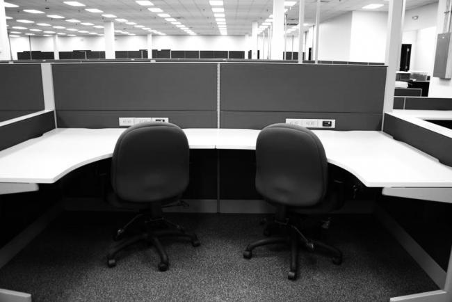 A Sykes call-center office. (V-rider / Flickr)