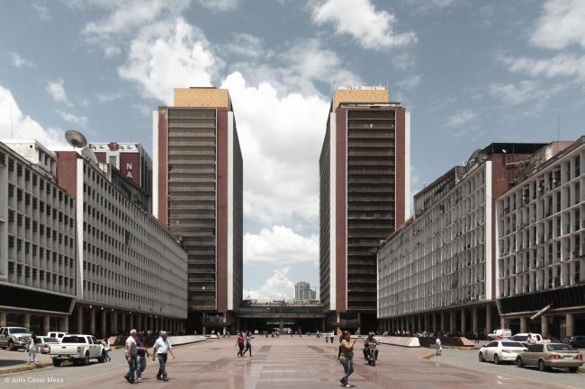 The Centro Simon Bolívar in Caracas, Venezuela (Julio César Mesa/Flickr)